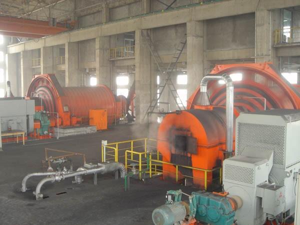 水煤浆专用磨机